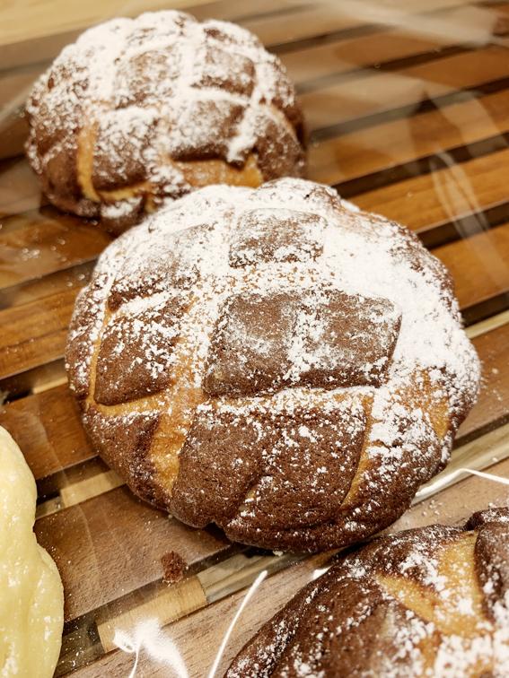 ショコラメロンパン
