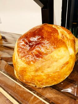 クロワッサン風トースト