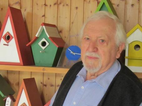 Ehrenvorsitzender WIlli Ott wird 80