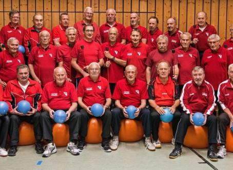 25 Jahre TV-Männergymnastik