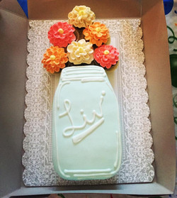 Specialty cakes available to order!