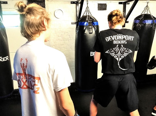 Boxing Stingray T. Shirts