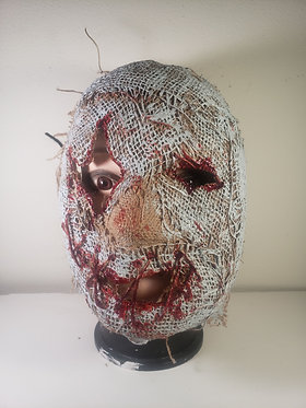 Burlap Mask