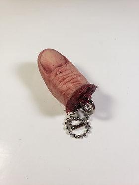 Severed Thumb Keychain