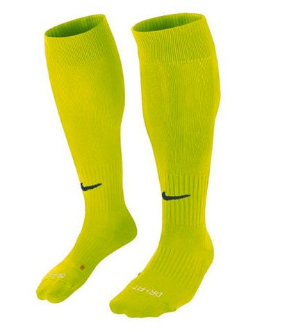 MFC Nike Cushioned Academy Sock All Sizes (Volt)