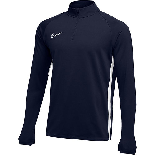 MFC Nike Acad19 Midlayer Top Kids & Adults (Navy/ White)