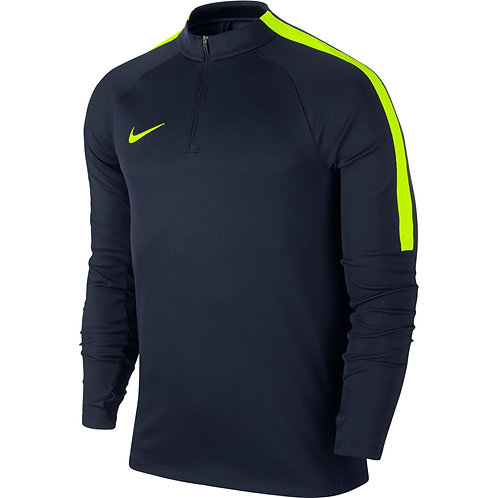 MFC Nike Drill Top Kids/Youth (Navy/ Volt trim)