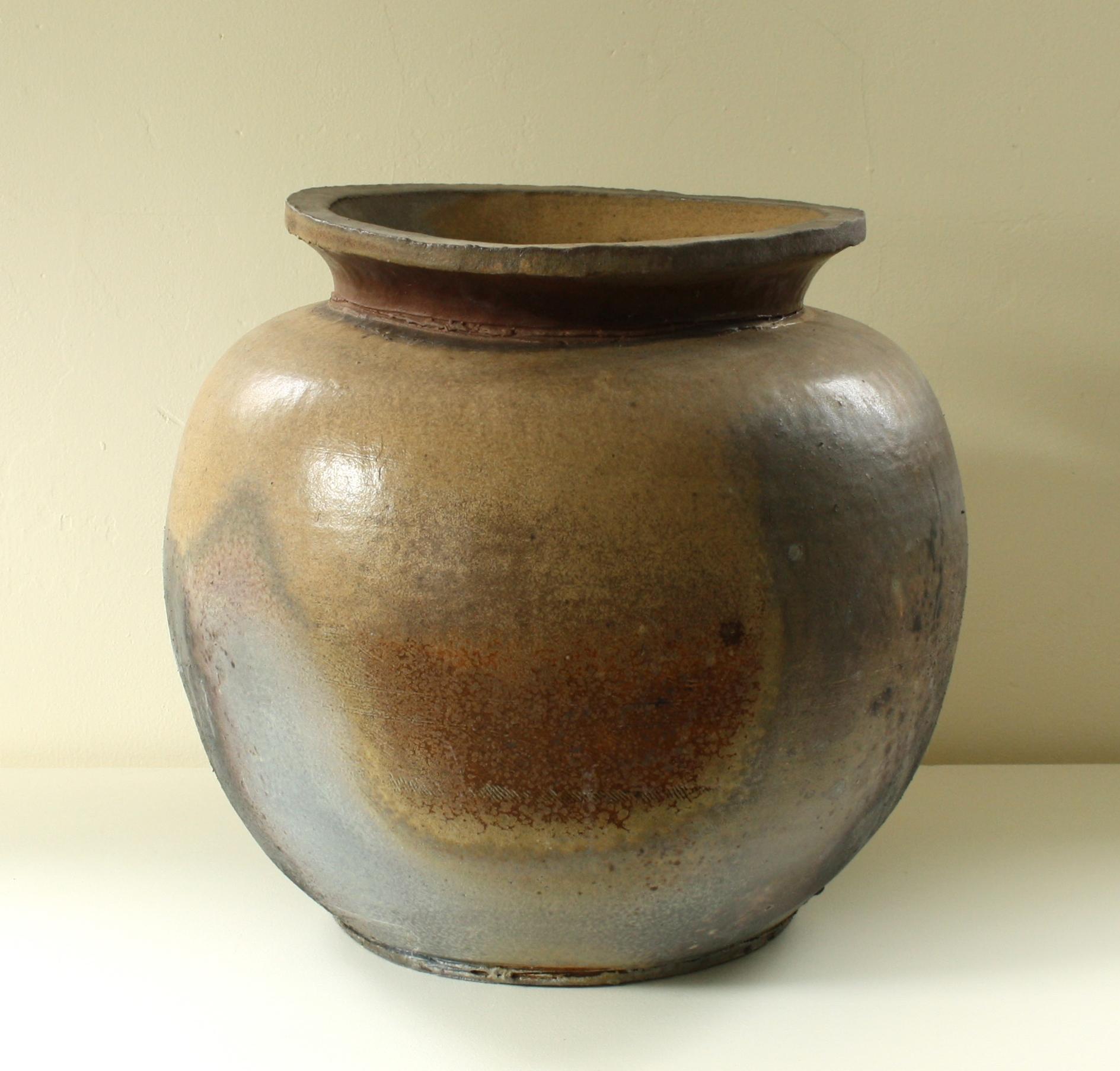 Anagama Fired Vase