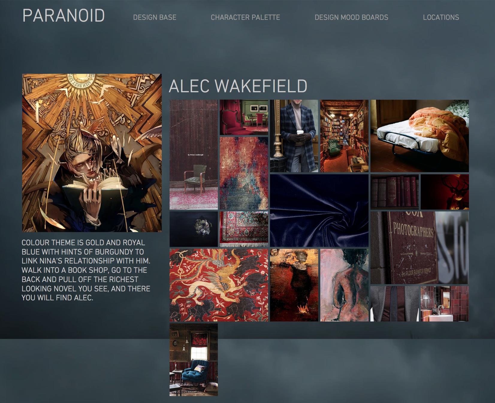 Aeragrey Production Designed Websites