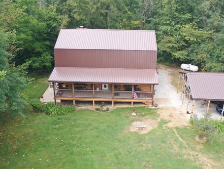 10 Acre Cabin