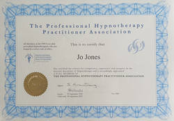 Professional Hypnotherapy Practitioner A