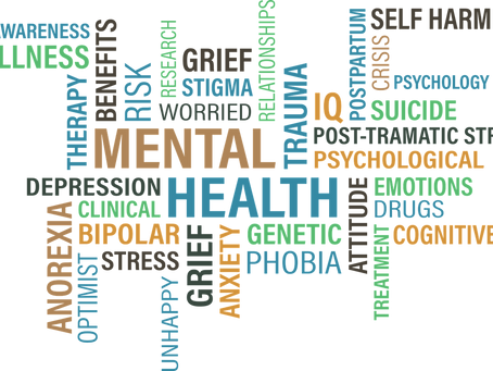 Mental Wellbeing - a journey shared