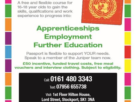 Juniper Apprenticeships Employment