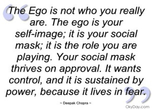 Is your EGO your servant or master?