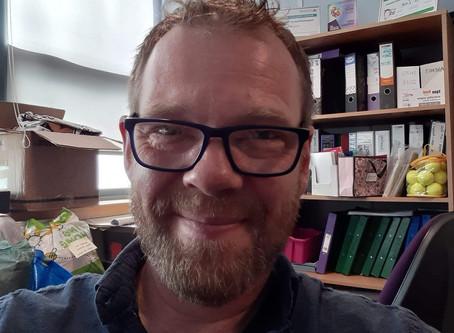Meet Matt, our Psychological Wellbeing Worker