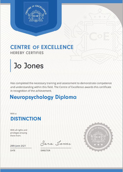 Neuropsychology-Diploma