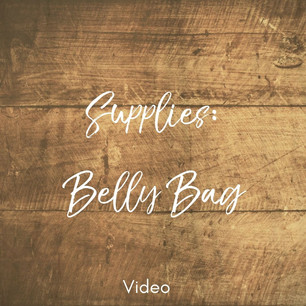 Make a DIY belly bag in 5mins, created by the Transformational Breath® Foundation.