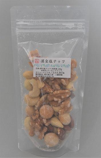 神宝塩ナッツ 100g