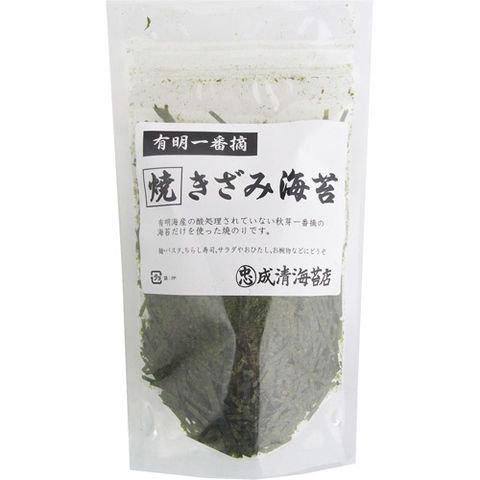 有明一番摘 焼きざみ海苔 (20g)
