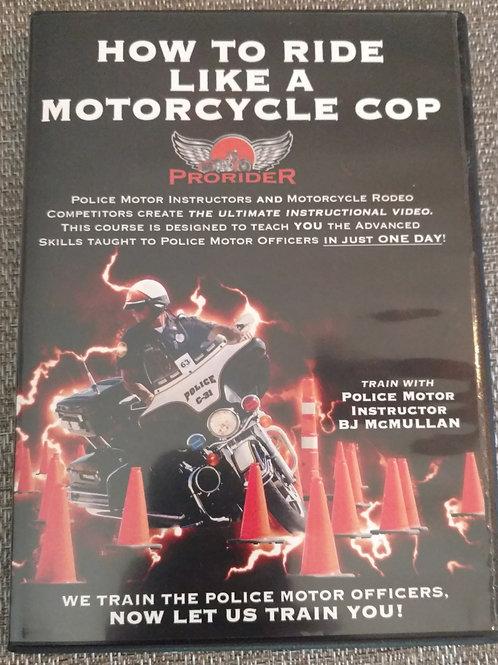 ProRider DVD