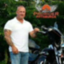 BJ McMullan, CEO of ProRider Motorcycle Training. Lead Motor Instructor at ProRider Pittsburgh.