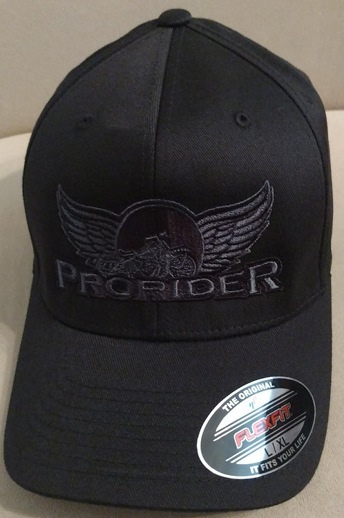 BLACKED OUT ProRider FlexFit Cap *FREE SHIPPING*
