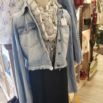 We have adorable fall fashions arriving