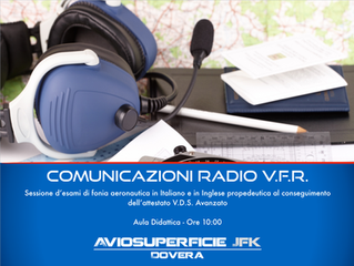 Esame di Radiotelefonia Aeronautica