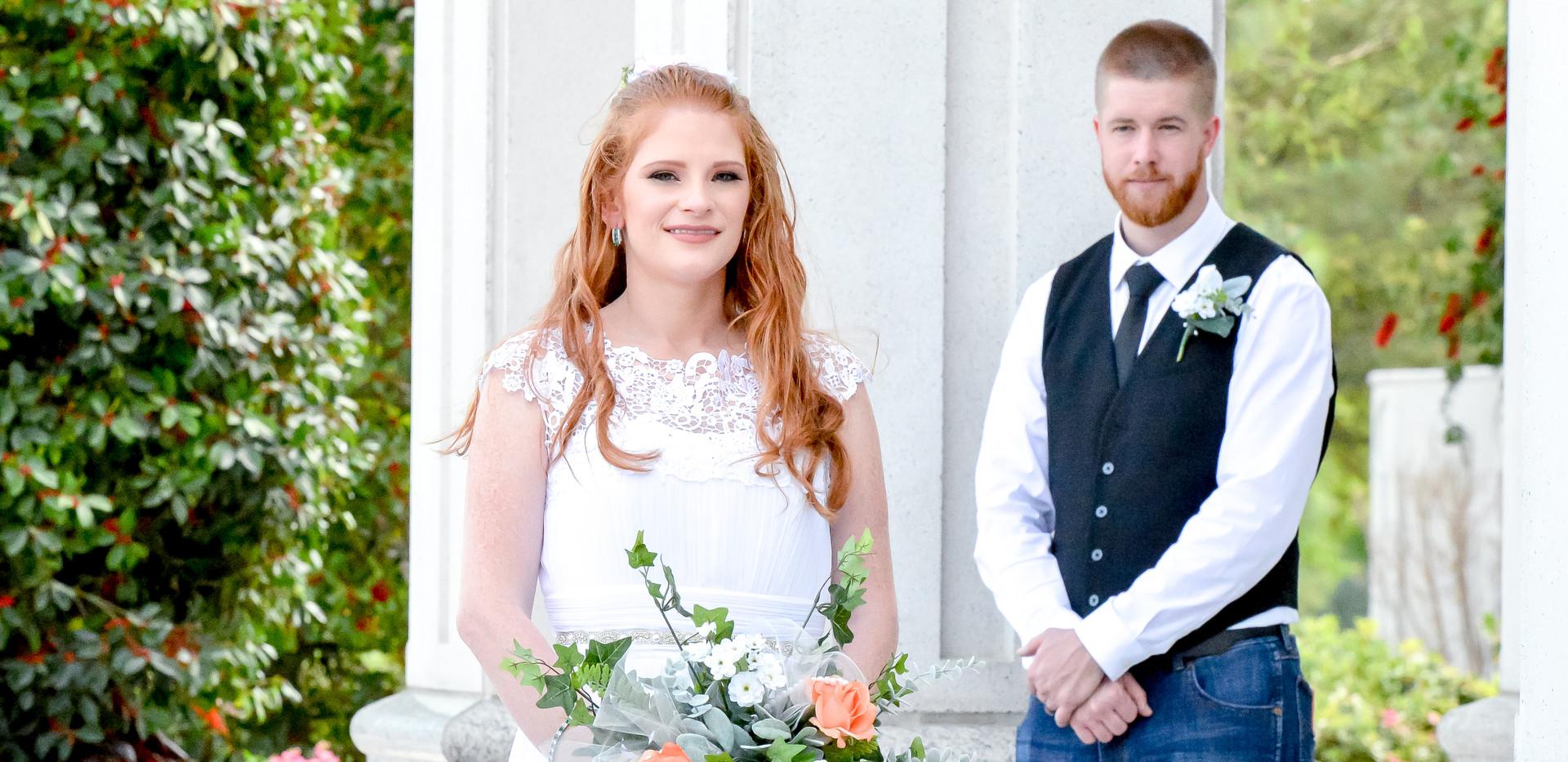 Heather and Adam