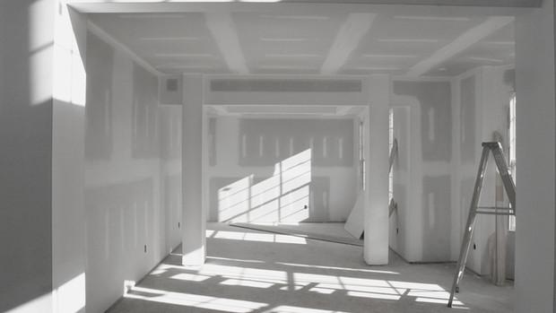 Wanden, plafonds, vloeren, schilderwerk