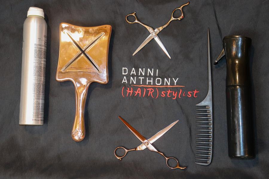 Danni Anthony Hair  Stylist