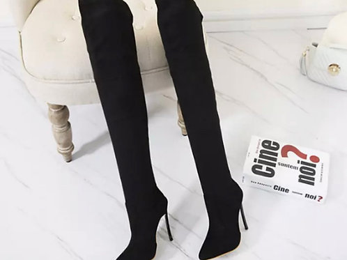Knee High Boots (Deposit Only)