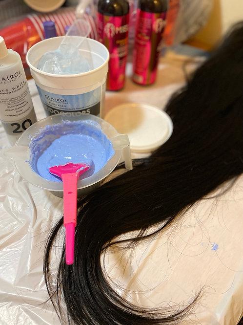 Hair Coloring/Bleaching