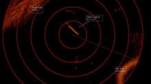 Sonar Image Hole # 3