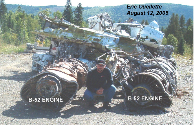 B-52 engine recovery