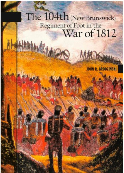 Another great book on the war of 1812.