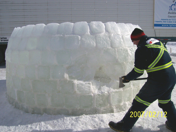 2007 IGLOO Building Competition