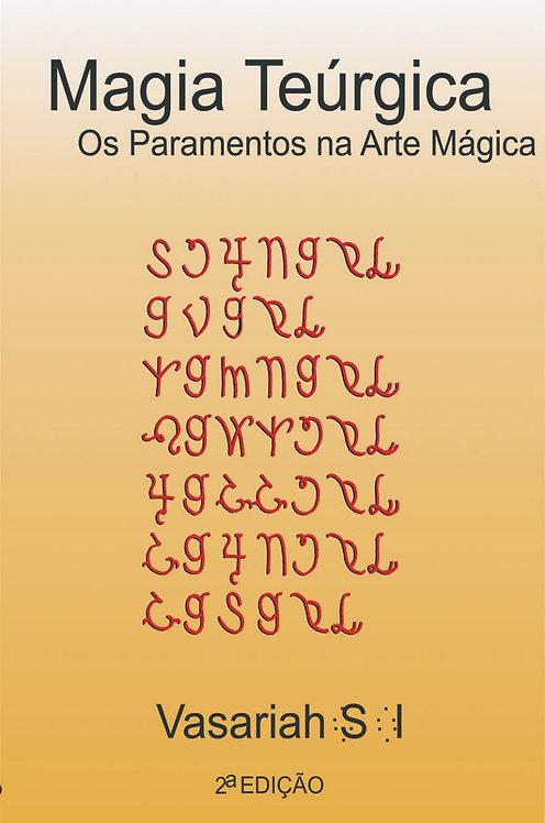 Magia Teúrgica - 2ª edição