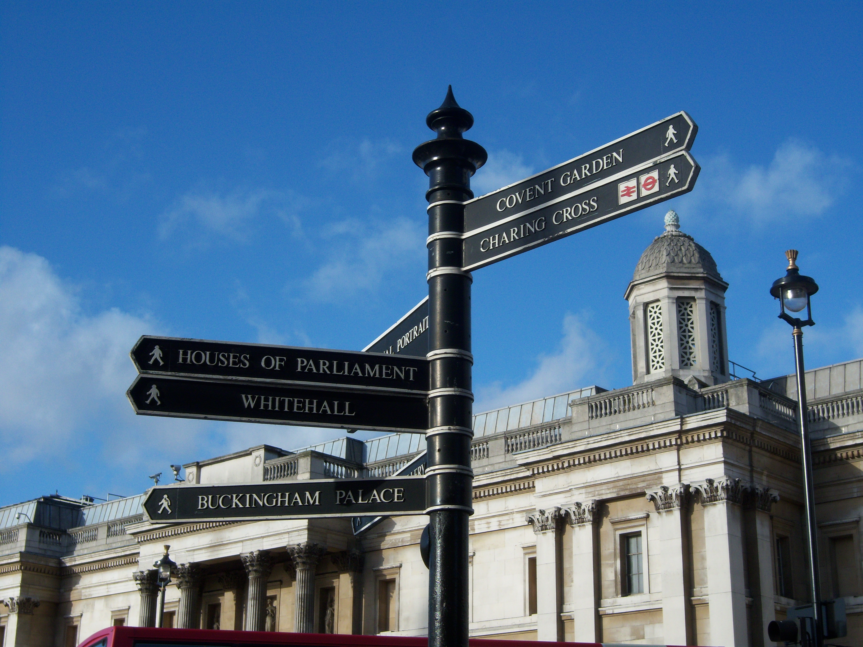 Lonon Street Signs