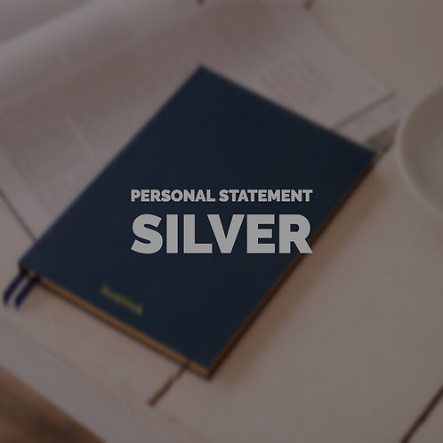 Personal Statement Silver Pack