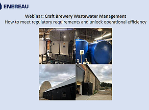 Webinar: Craft Brewery Wastewater Management