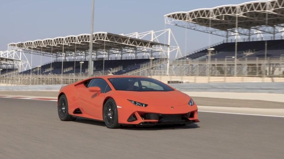 Řízení superauta na závodním okruhu Lamborghini | Porsche | Mustang