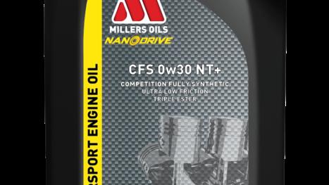 Millers Oils CFS 0W30 NT+ NanoDrive (5L)