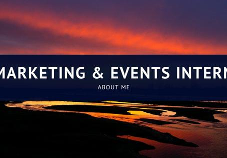 MARKETING & EVENTS INTERN