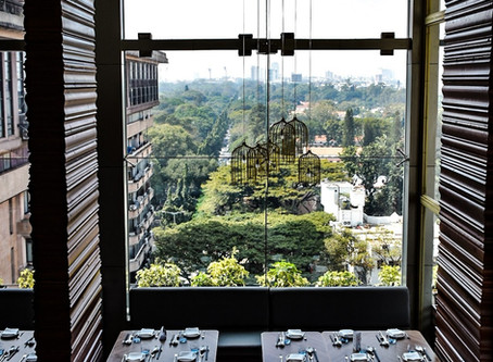 ASIAN FOOD WITH A REMARKABLE VIEW AT GING