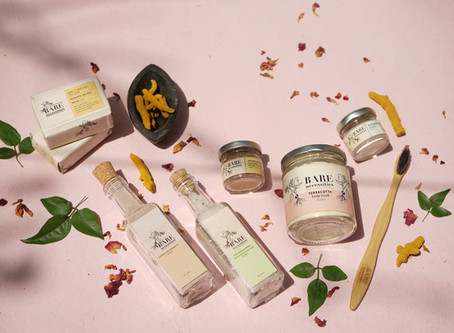 SUSTAINABLE LIVING WITH BARE NECESSITIES