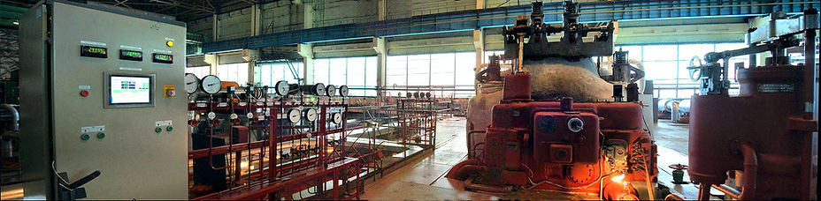ЭГСР турбины ПТ-60-130