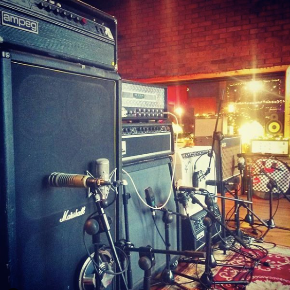 Studio 1 amplifiers