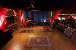 Music Production Recording Studio Belfast Start Together Studio Live Room