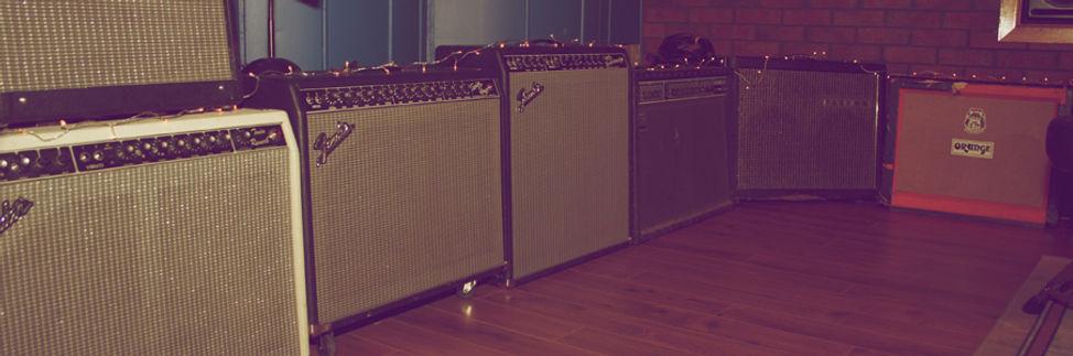 Amps studio 1